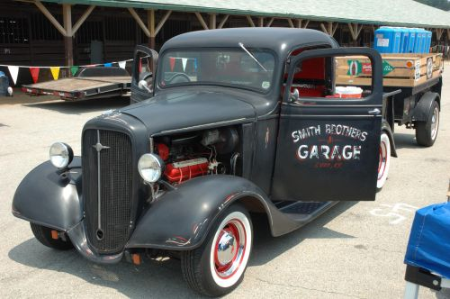 Hot rods on line the internet 39 s oldest hot rod site with for Inside 2007 online